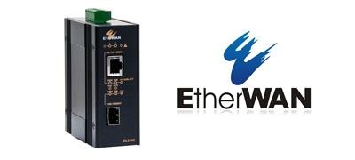 Przemysłowy media konwerter PoE EL2242