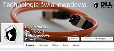 Oficjalny profil DLL Partners na facebooku